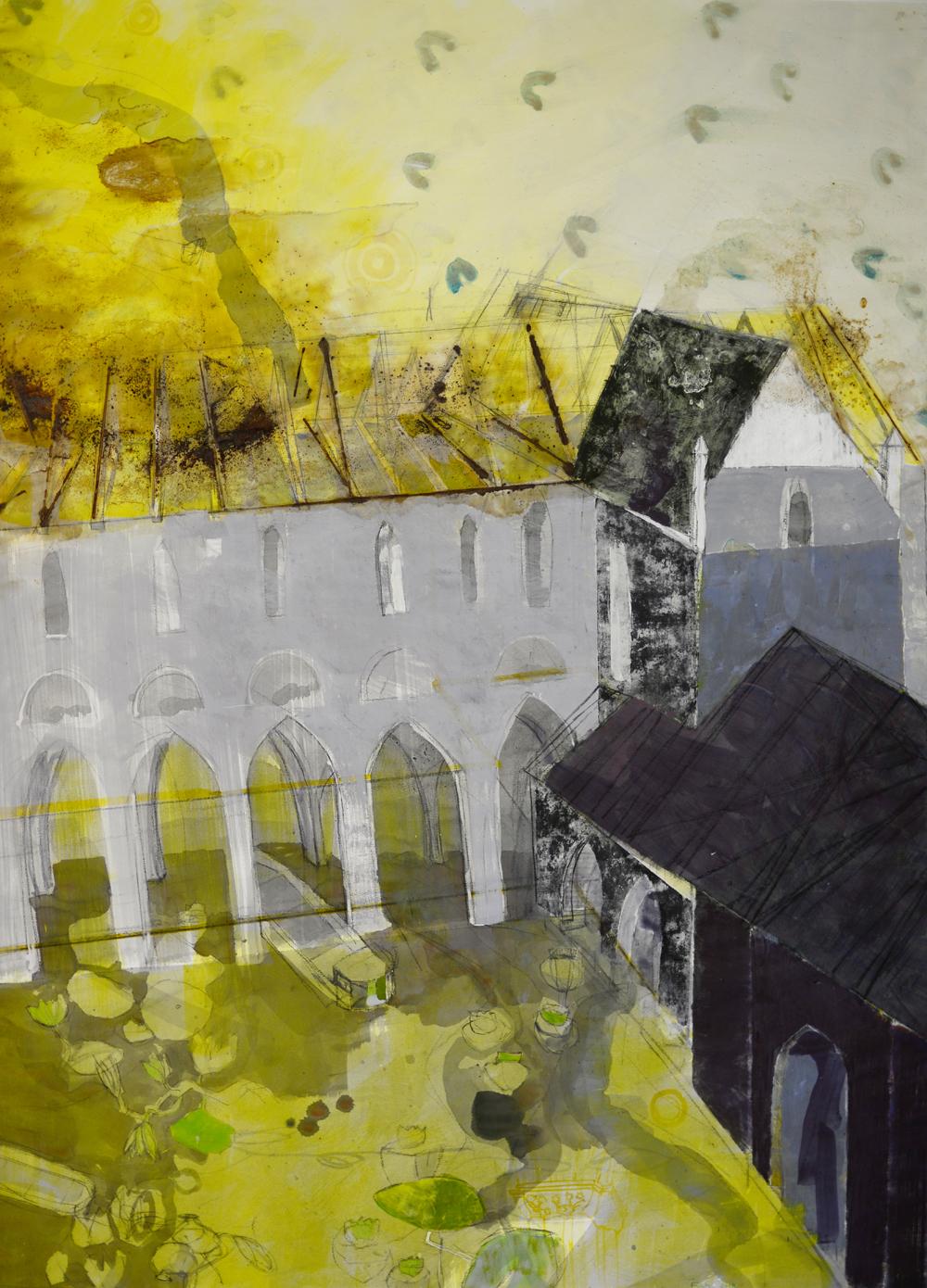 Himmelsstaub und Engelszungen -Kloster Chorin –  2.10.-8.11.2021